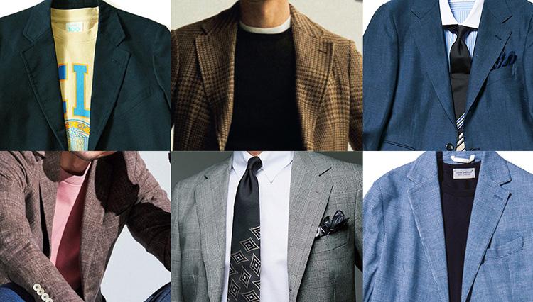 5月に人気だった「スーツ&ジャケットの胸元」BEST10はコレだ!