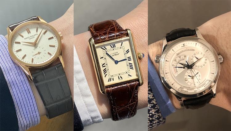 「愛用時計の腕元、見せてください!」ユナイテッドアローズの皆さんに聞いてみた