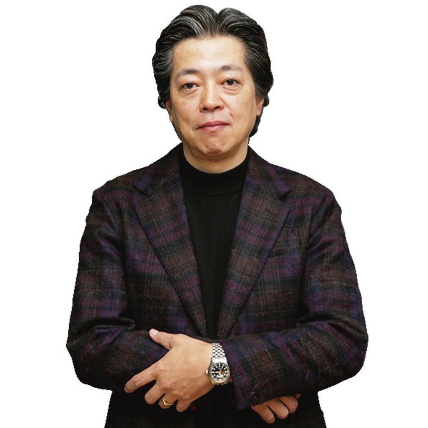 ブリッラ ペル イル グスト ディレクター 無藤和彦さん
