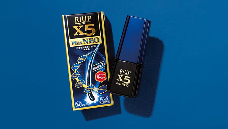 30代メンズ編集部員が語る発毛剤「リアップ X5プラスネオ」