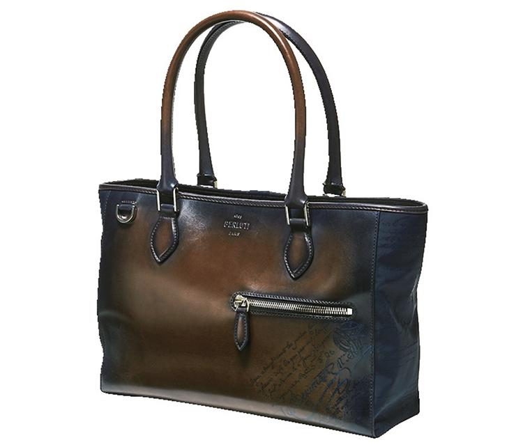 ベルルッティの鞄