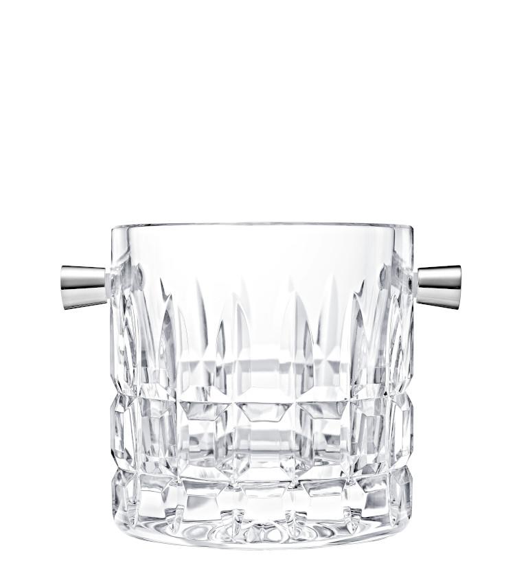 <p>たっぷり氷が入るアイスバスケット。H118㎜×∅116㎜。1.16l。6万3000円。</p>