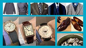 【人気記事】お洒落のプロが選んだ愛用時計、好感度UPのVゾーンをまとめた