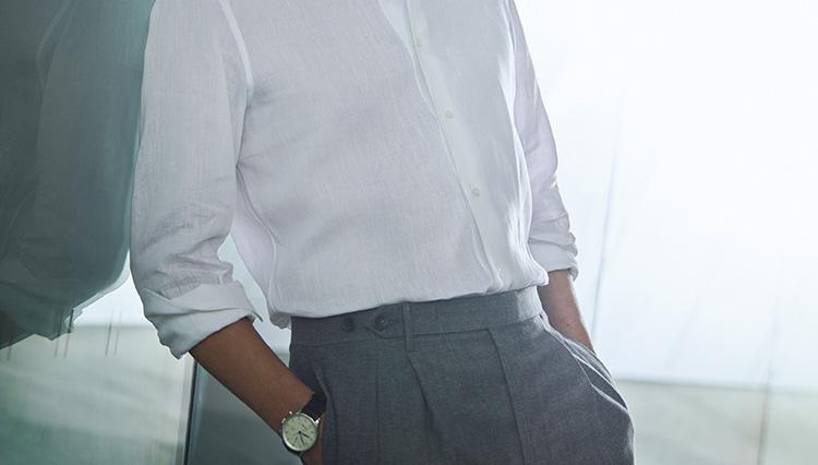 おじさんぽくならない!「シャツ×パンツ」選びの注意事項