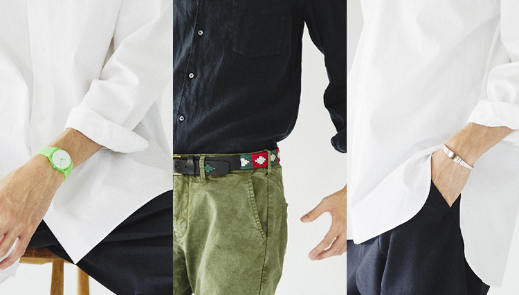 「シンプルなのになぜかお洒落」な人が実践している、夏の装いテクニック5選