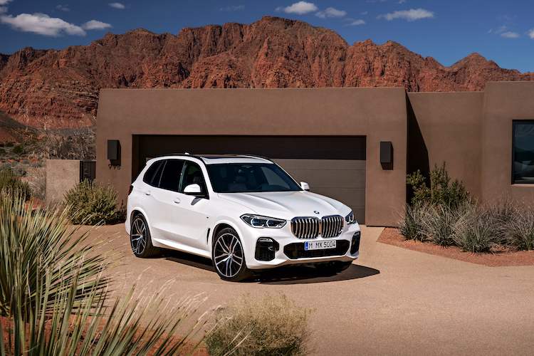 BMW X5の4代目