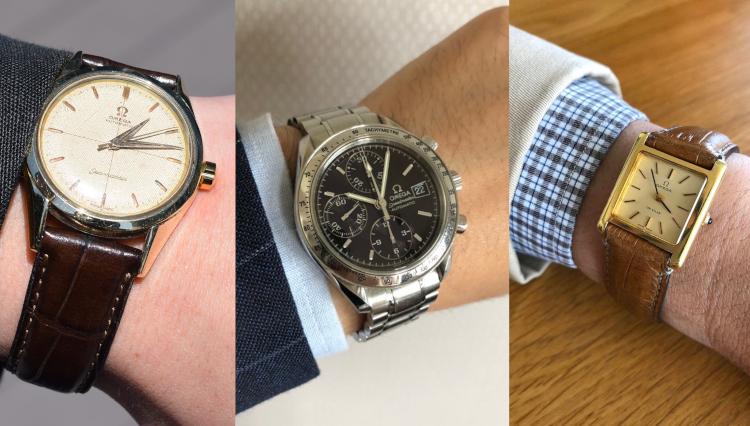 「オメガ」の腕時計、お洒落な人が選んだモデルはコレ!