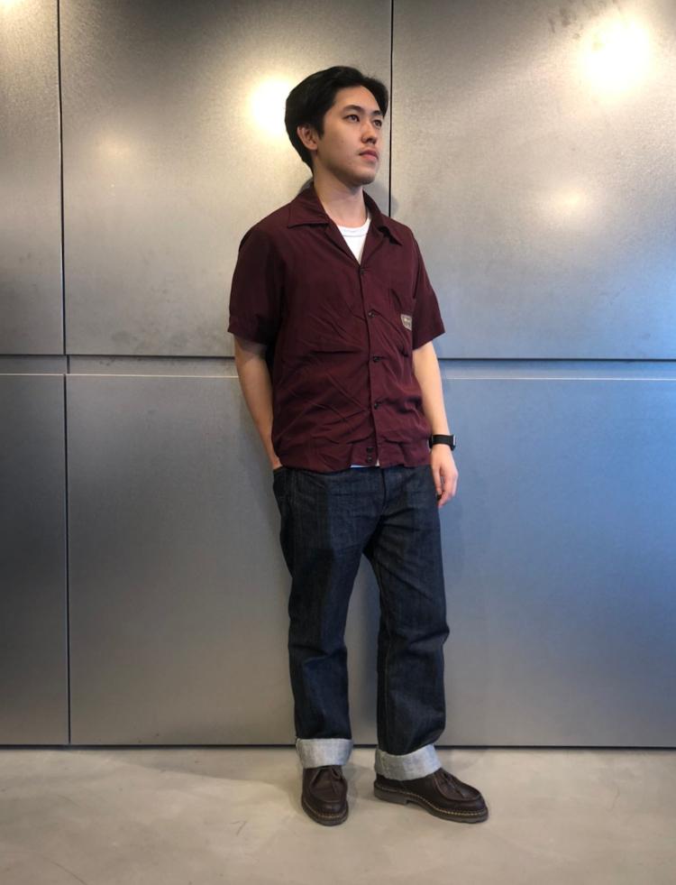 <p><strong>リーバイス® フラッグシップストア スタッフ<br /> 時田将吾さん(25歳)</strong><br /> 「全ての5poketジーンズの原型と言われている1947年モデルの501®。これを穿いていると自分にも自信が持てます。どこへ着て行っても恥ずかしくないデニムっていうのを初めて買ったので思い入れがあります。」</p>