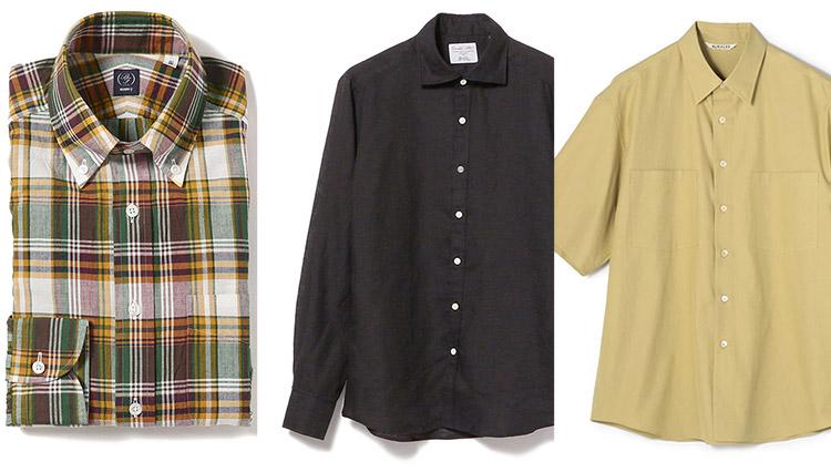 「シャツ一枚」でキマる人とキマらない人は、何が違う?
