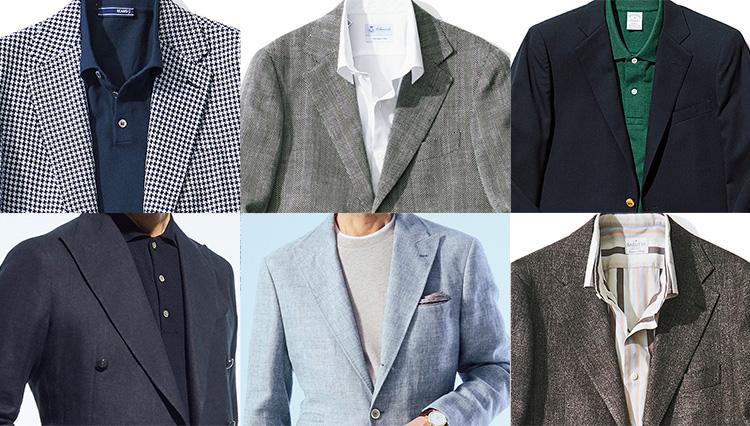 全てノータイ!6月公開「スーツ&ジャケットの胸元」人気BEST10は……?