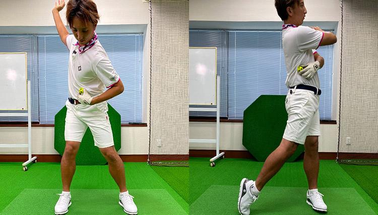 「スイングの効率を高める体重移動の方法は?」【ゴルフのお悩み解決】