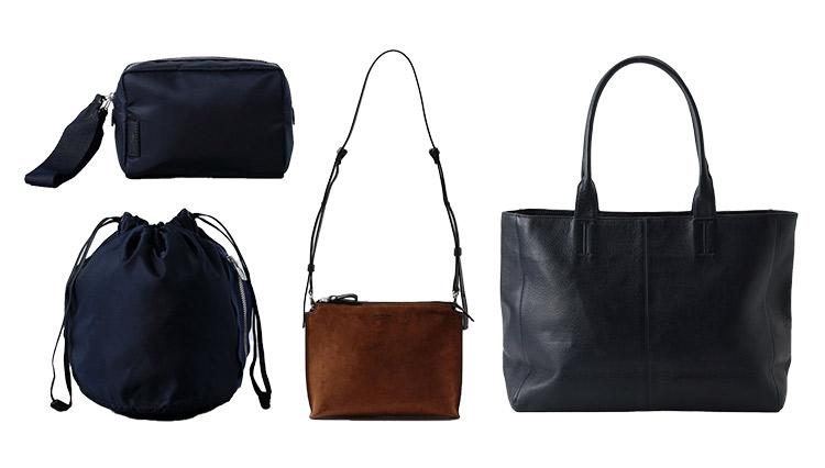 「今、売れている鞄」人気Best3を、セレクト各店で調査!