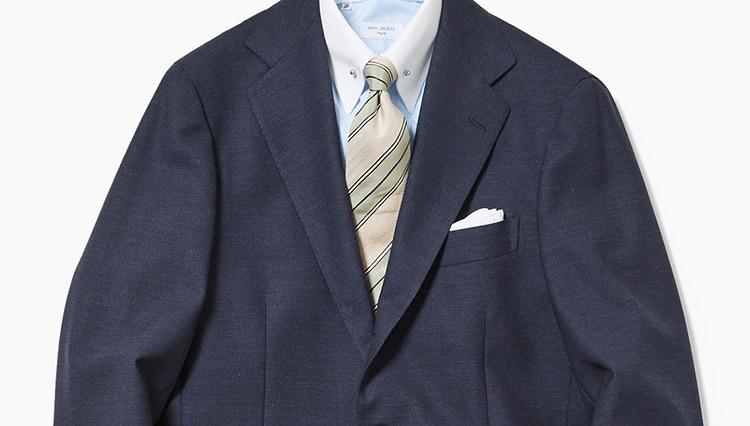 夏スーツ地の新常識「バルーンフレスコ」とは?