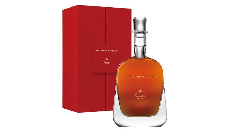 最高峰のバーボンウイスキーが「バカラ」のデキャンタに入って登場【ひと言ニュース】