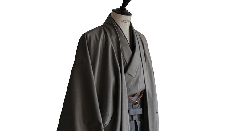 オーダースーツ専門店で作る、スーツ服生地のオーダー和服【ひと言ニュース】