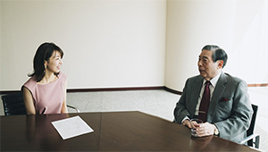 【加藤綾子さん連載】「リーダーの仕事は知識を吸収することと、考えること」