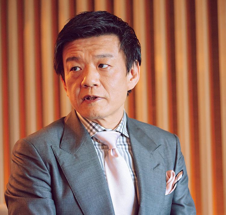 森岡 毅さん