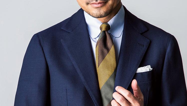 スタイリストが証言!ネクタイ姿を格上げするタブカラーシャツの魅力