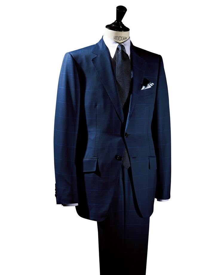 トムフォードのスーツ