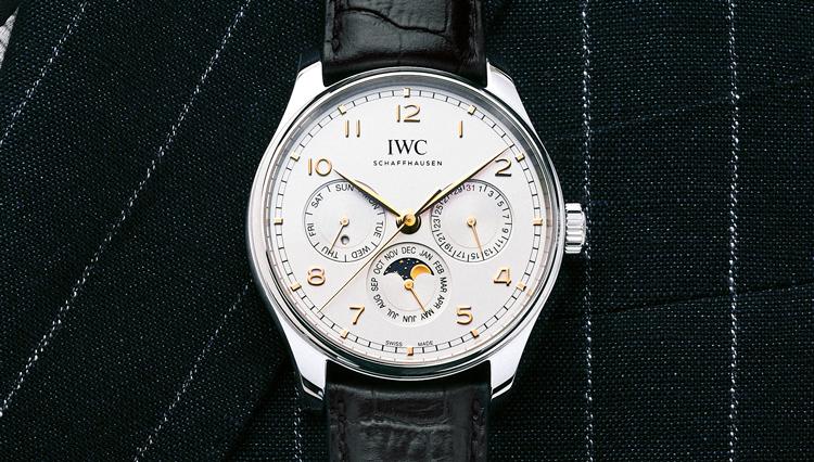 革新的な永久カレンダーが搭載されたIWCの新作時計とは?