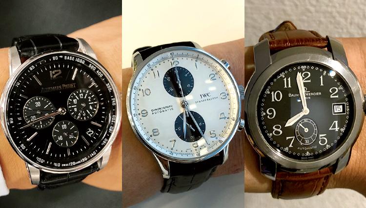 お洒落企業人の愛用時計、見せてください!