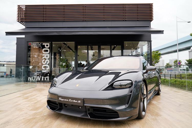 ポップアップストア「Porsche NOW Tokyo」