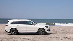 3列目も窮屈さナシの新メルセデスGLSは、SUVの「Sクラス」たり得るか?