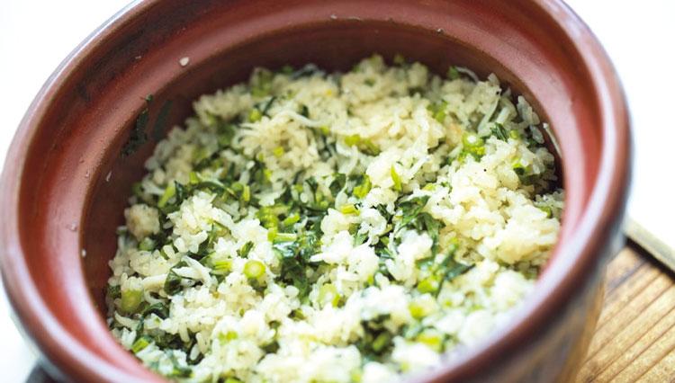 「傳」の長谷川シェフ直伝「しらすの混ぜご飯」に自宅で挑戦