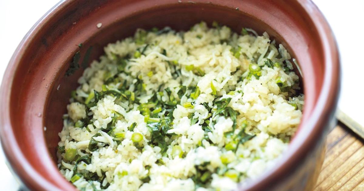 挑戦しやすい料理で旬の野菜を楽しめます