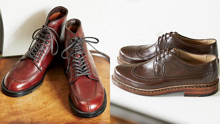地方名店で一期一会のレア靴に出会う!