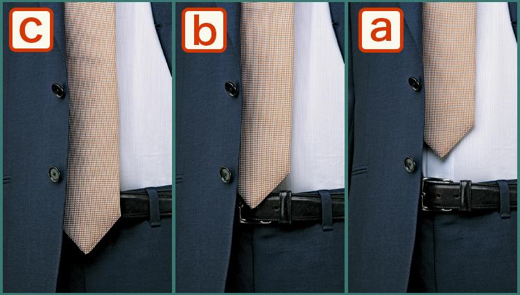 【1分で読めるドレス学】正しいネクタイの長さを知っていますか?