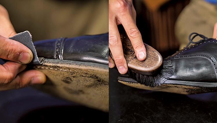 履き倒した靴を新品風に見せる2つのケアとは?