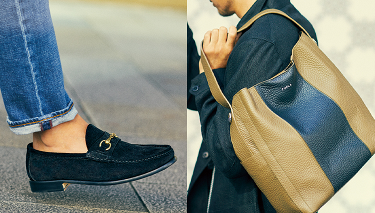 「ちょっと買い物」行きたいときの靴&カバン最適解