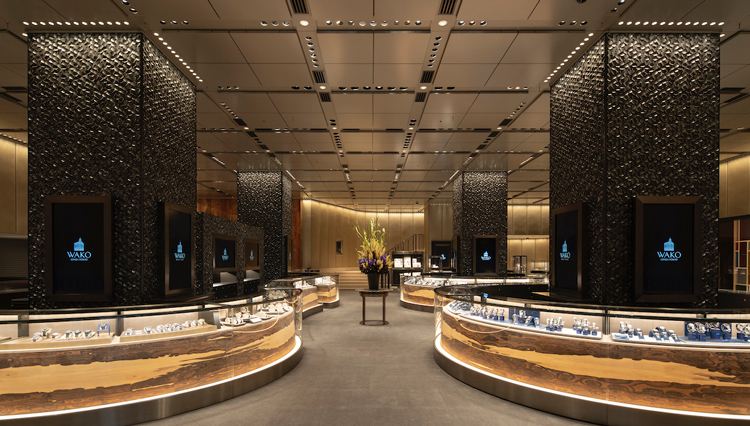 銀座のランドマーク「和光」の1階が、ウオッチスクエアとしてリニューアルオープン【ひと言ニュース】