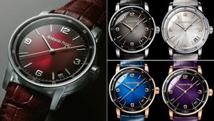 ミステリアスな大人の色気漂う、オーデマ ピゲの新作時計