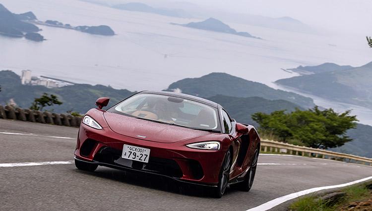 伊勢志摩の絶景ワインディングロードをマクラーレンでドライブしてきた