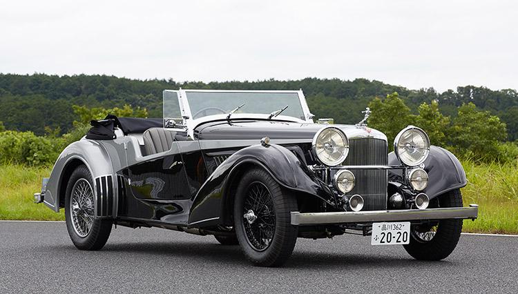 戦前の英国クラシックカーが「新車」で販売。乗り心地と価格は?