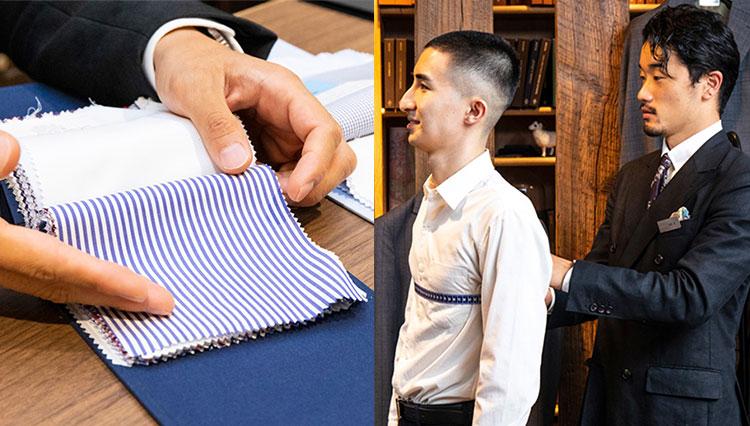 「既製のシャツがしっくりこない……」麻布テーラーのオーダーシャツにお任せあれ!(前編)