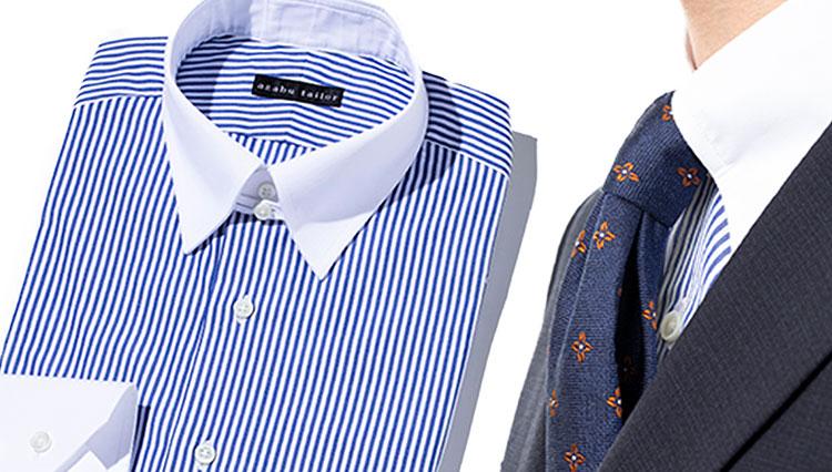「シャツでこんなに変わるのか!」麻布テーラーのオーダーシャツが男の格を上げる!(後編)