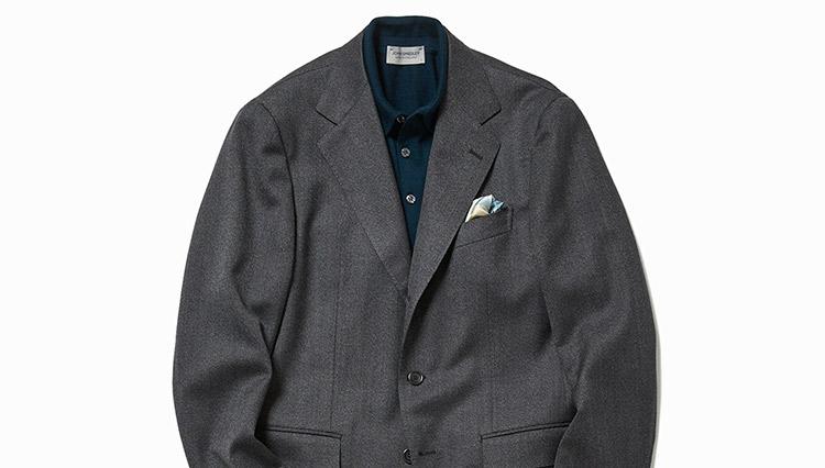 「スーツをノータイで」きちんと見える着こなしは?【着回し1週間/ビームス編#2】