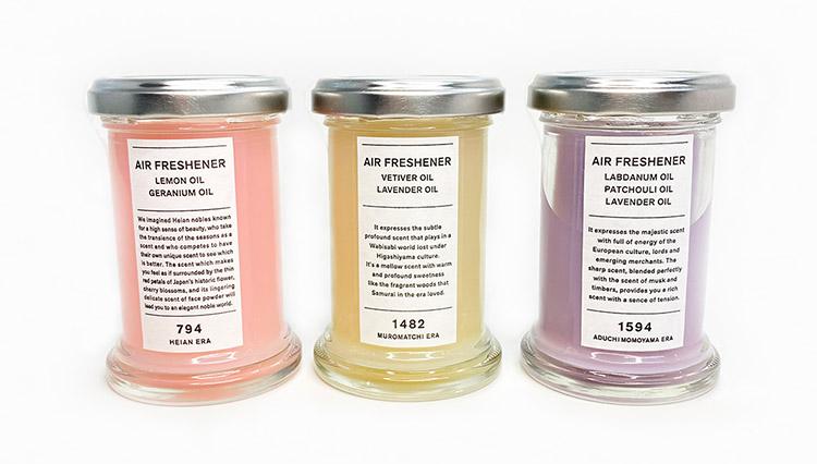 平安時代、室町時代、安土桃山時代をイメージした香りとは?京都の香老舗「薫玉堂」から新発売【ひと言ニュース】