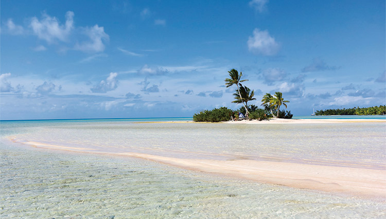 ビーチライターが厳選!「忘れられない、世界のビーチBest3」