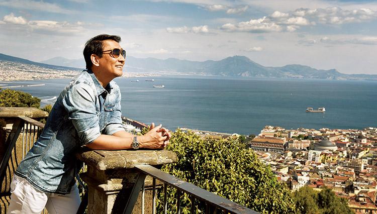 俳優・中井貴一さんが「再訪したい」場所BEST5は——?