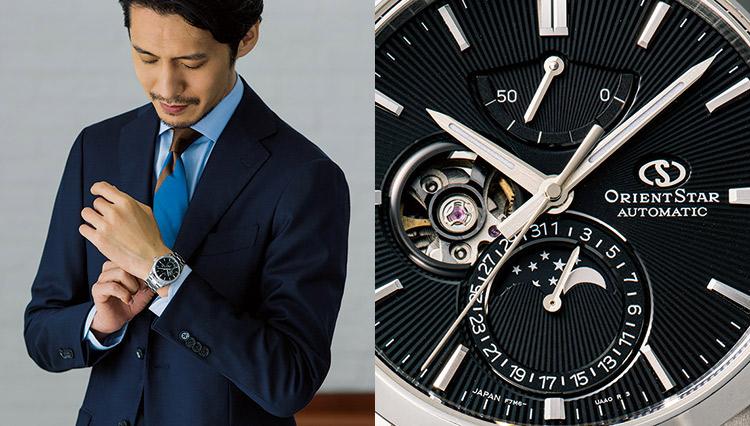 本物志向のビジネスマンに堅実時計「オリエントスター」のススメ