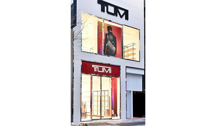 トゥミ銀座店