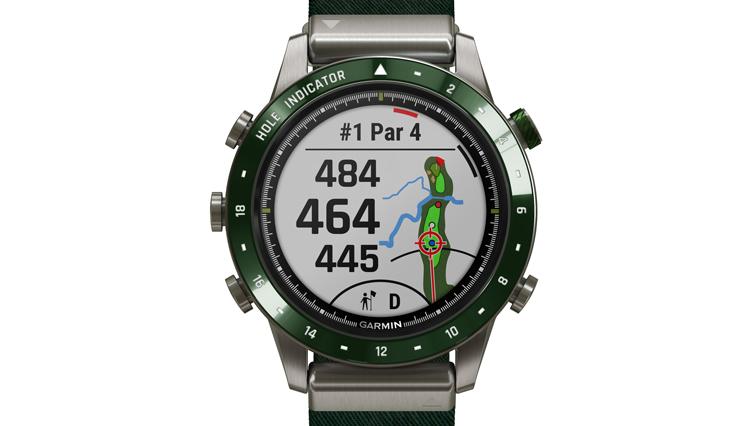 ガーミンが作る新しい「ゴルファーのための時計」【ひと言ニュース】