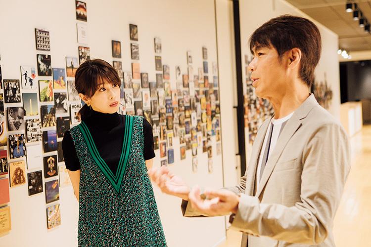 加藤綾子さん、藤倉 尚さん