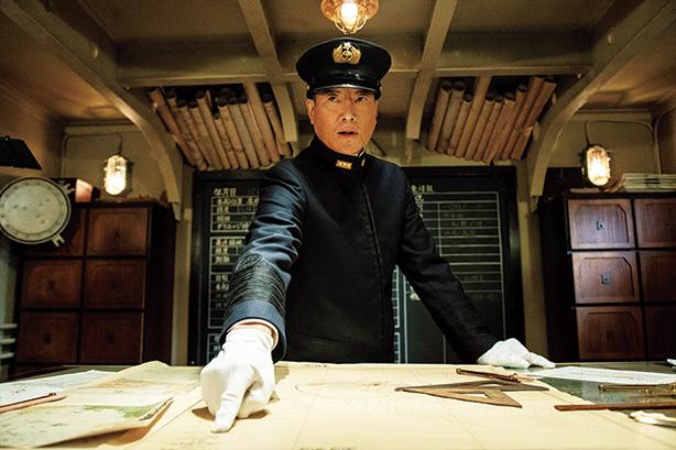 豊川悦司さん