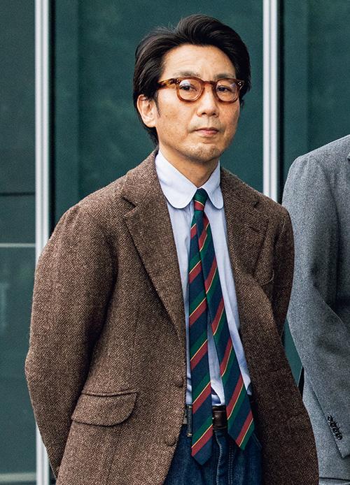 中島 信司さん