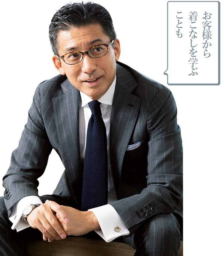 渡部 勝さん